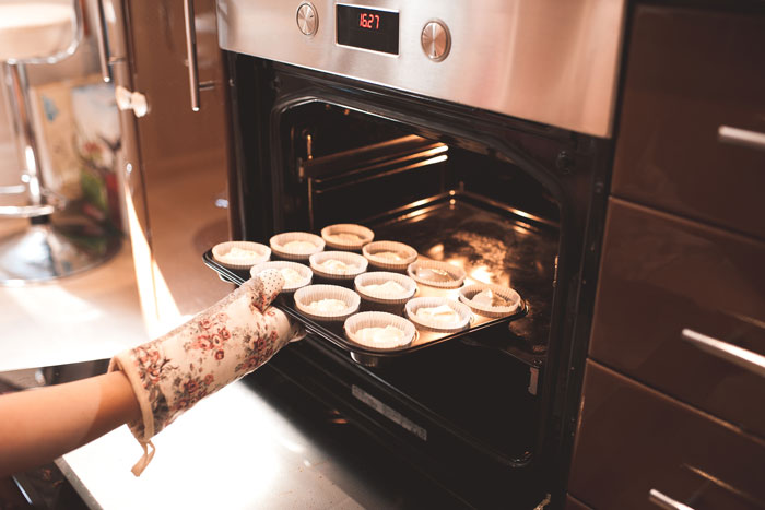 receta de cupcakes de platano