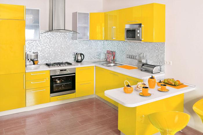 pintura amarilla
