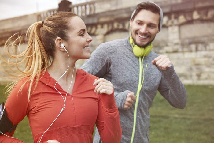 hábitos de una vida activa y saludable