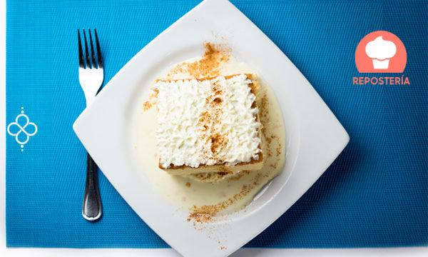 pastel de tres leches