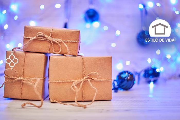 Envuelve tus regalos de forma original y ecológica