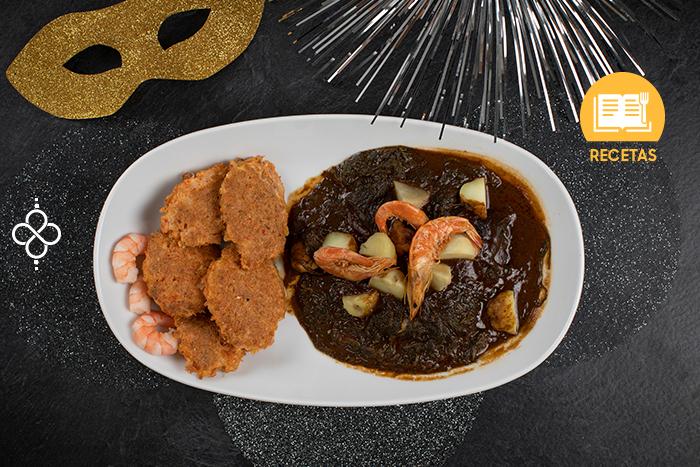 Especial Año Nuevo: Tortitas de camarón