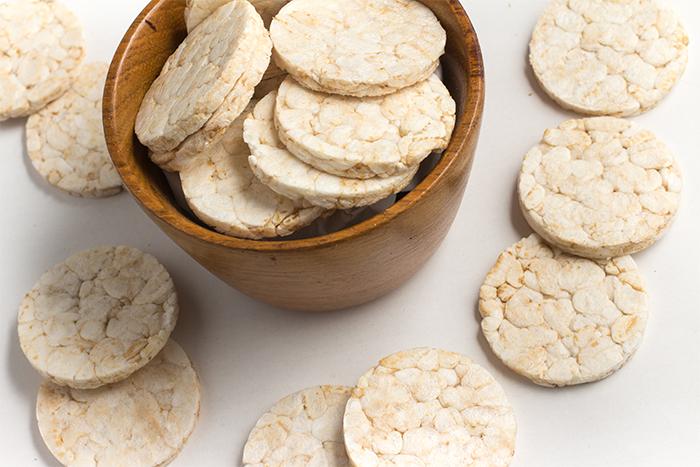 receta de galletas de arroz