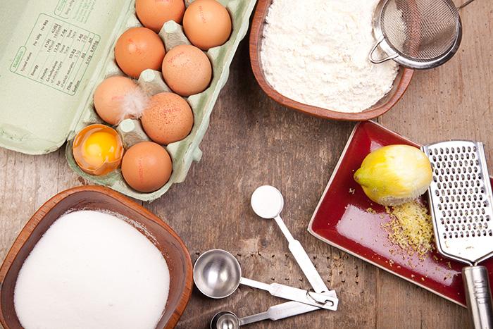 pay de limon ingredientes