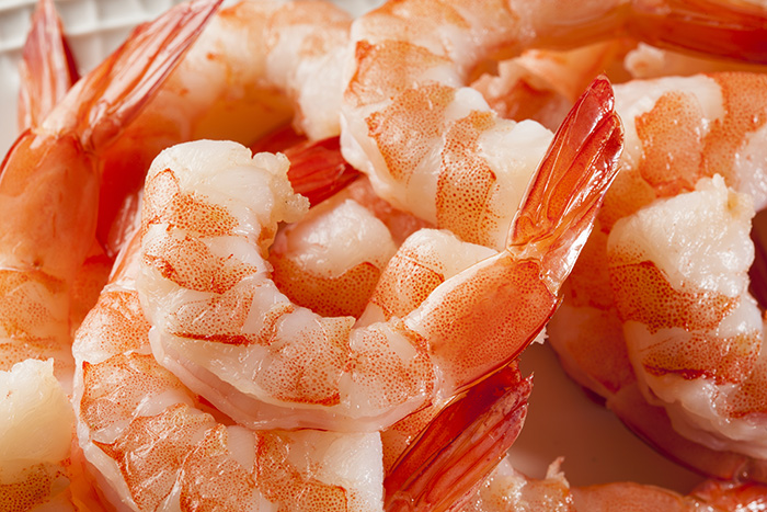 cóctel de camarón receta