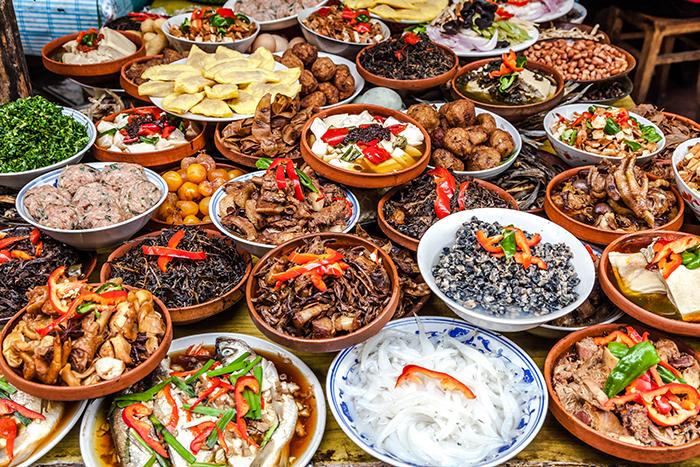 Buffet chino