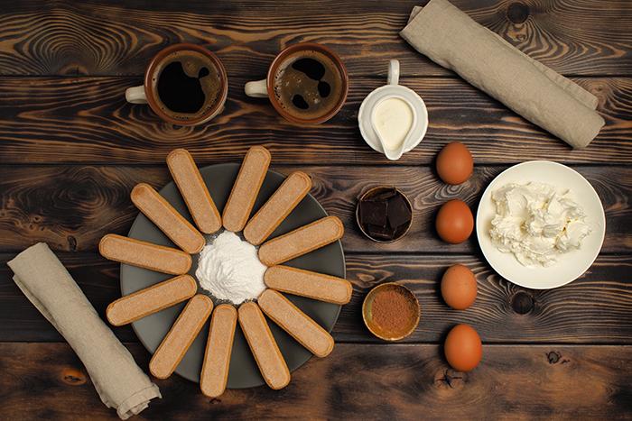 tiramisu receta