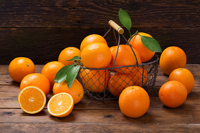 panque de naranja