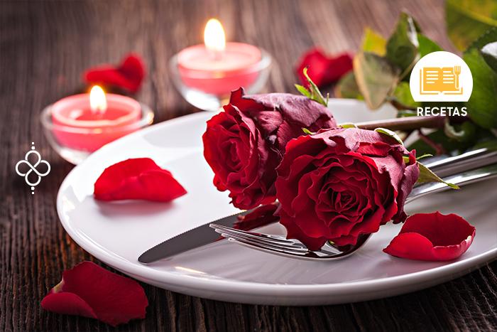 Ideas para una cena romántica